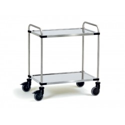Modular Stainless Steel Trolleys 5036